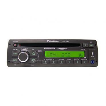 Panasonic Heavy-Duty Radio