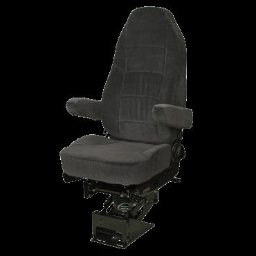 Seats Heritage Silver (Gray Cloth)